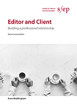 Cover of Editor and Client