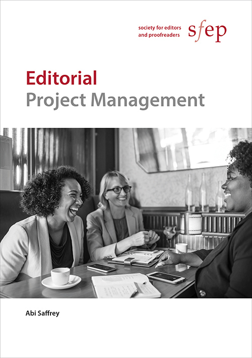 Cover of Editorial Project Management