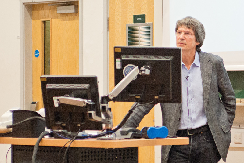 The impact of new technology – John Thompson gives the Whitcombe Lecture