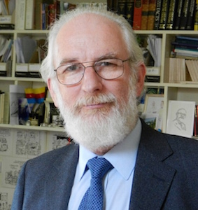 David Crystal, honorary president