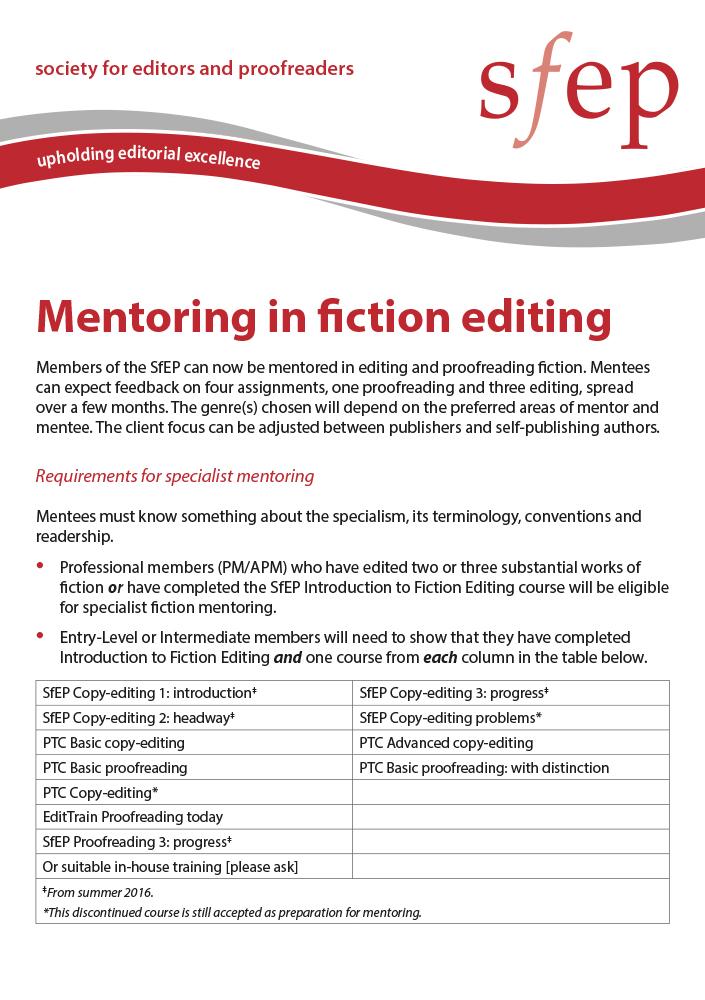 Fiction and Creative Nonfiction