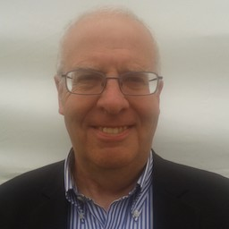 Martin Walker, organisational director