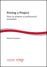 Cover of Pricing a Project